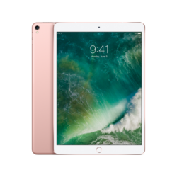 APPLE Apple 10.5-inch iPad Pro Cellular 256GB - Rose Gold (2017)