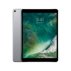 APPLE Apple 10.5-inch iPad Pro Cellular 256GB - Space Grey (2017)