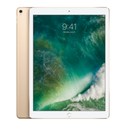 APPLE Apple 12.9-inch iPad Pro Cellular 256GB - Gold (2017)