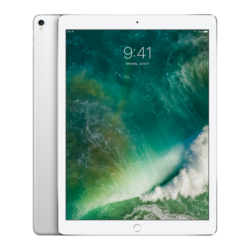 APPLE Apple 12.9-inch iPad Pro Cellular 256GB - Silver (2017)