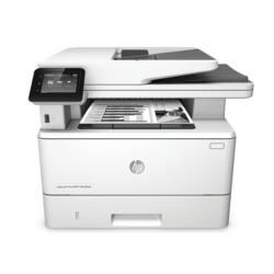 HP Lézer MFP NY/M/S/F LJ Pro M426fdw, fekete, 256MB, USB/Háló/WIFI, A4 38lap/perc FF, 1200x1200, DADF
