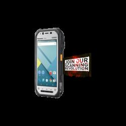 """PANASONIC Tablet ToughPad FZ-N1 4,7"""" HD, Qualcomm QuadCore 2.3Ghz, 2GB, 16GB eMMC, Android 5.1.1"""